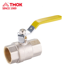Good price internal thread brass gas ball valve